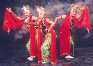 Tari Gandrung Banyuwangi